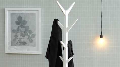 Garderobenstander Weis Holz by Garderobenst 228 Nder Ascot Kleiderst 228 Nder Holz Wei 223 Lackiert