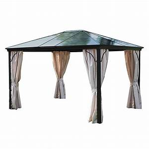 Aluminium Pavillon Mit Doppelstegplatten : pavillon aluminium dach an preis vergleich 2016 ~ Whattoseeinmadrid.com Haus und Dekorationen