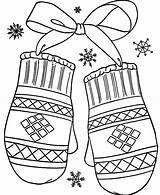 Mittens Coloring Pages Winter Mitten Kleurplaten Gloves Raskraski Kleurplaat Wanten God Printable Christmas Sneeuw Ru Thema Activities Kerst Kinderen Moufle sketch template