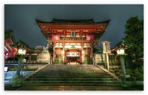 japanese temple  hd desktop wallpaper   ultra hd tv