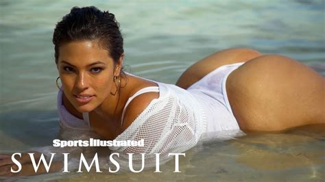 Ashley Graham Gets Down & Dirty In Fiji | Intimates | Sports Illustrated Swimsuit - YouTube
