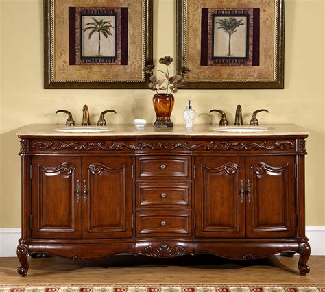 72 inch double sink vanity top 72 inch travertine stone top bath cabinet bathroom double