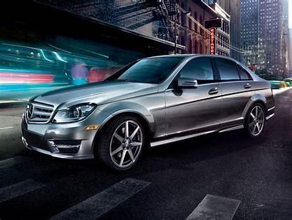 Mercedes Benz Class C300 Amg Silver Palladium