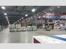 Behind the Scenes at Walmart Distribution Center Fort