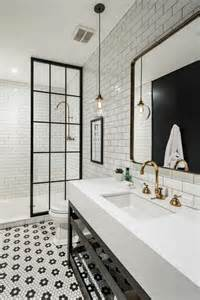 monochrome bathroom ideas photos salle de bain 34 exemples de déco tendance