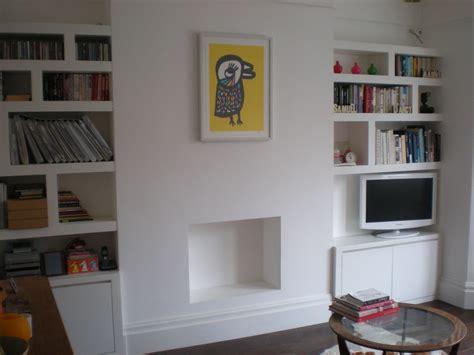 Bespoke Cabinets London by Bespoke Living Room Shelving Shaw Development