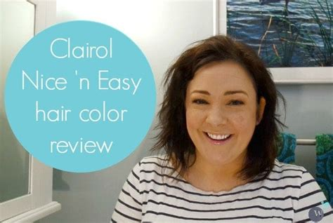 Clairol Nice 'n Easy For A New Year Hair Refresh