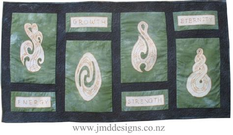 maori bone carvings applique