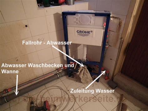 Vorwandinstallation Im Wc Selbst Einbauen by Badsanierung Bad Selbst Renovieren Die Heimwerkerseite De
