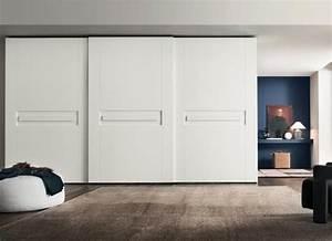 Armoire Murale Chambre : armoire de chambre avec porte coulissante ~ Melissatoandfro.com Idées de Décoration