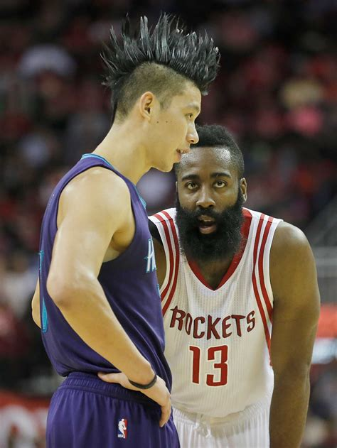 What exactly is up with Jeremy Lin's hair? - Houston Chronicle
