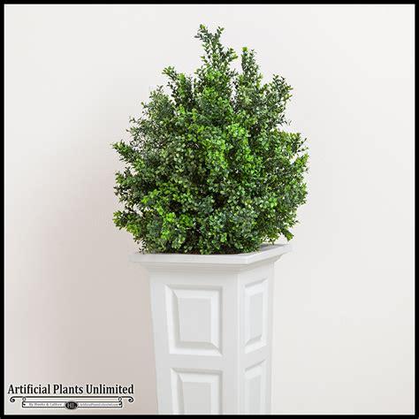outdoor artificial bushes artificial cypress bush