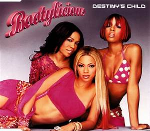 Destiny's Child - Bootylicious (CD) at Discogs