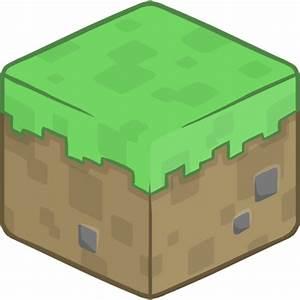 3D Grass Icon | Minecraft Iconset | ChrisL21