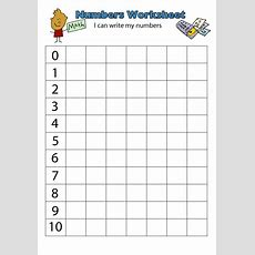 Number Writing Worksheets Wwwjustmommiescom