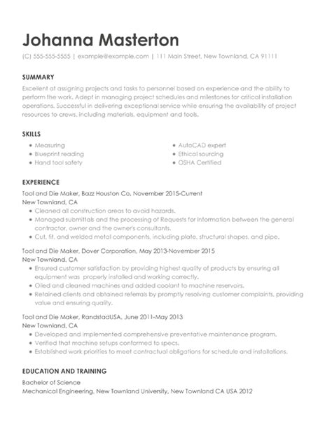 Resume Profile Generator by 20 Best Resume Templates Of 2019 Resume Now
