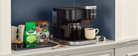 Being one of the most popular coffee makers on the market, you can expect to have a consistent taste and easy machine. Amazon.com: Keurig K-Duo Coffee Maker, Single Serve and 12-Cup Carafe Drip Coffee Brewer ...