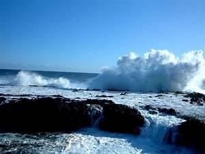 Fond Ecran Mer : fonds d ecran plage mer vagues etc page 2 ~ Farleysfitness.com Idées de Décoration