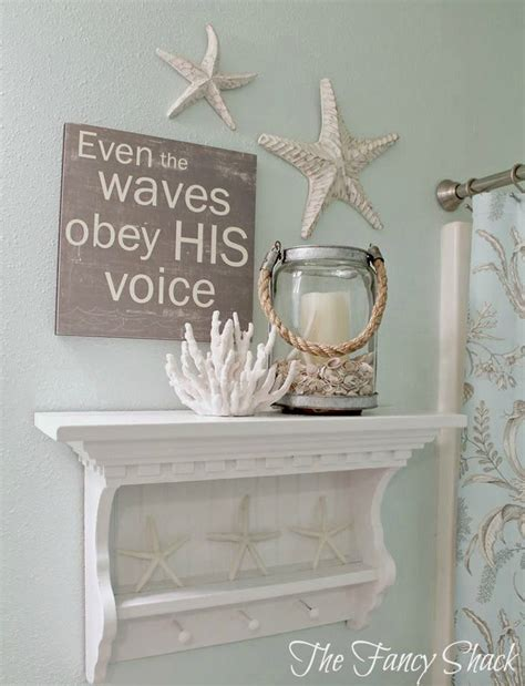 seashell bathroom decor ideas 25 decoration ideas to getting your nautical