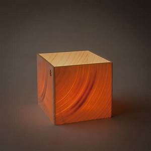Lichtobjekte Aus Holz : fichte 1stk 7x7cm holz windlicht mit glas ~ Sanjose-hotels-ca.com Haus und Dekorationen