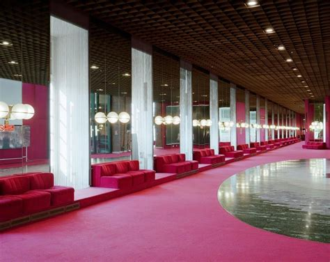 foyer torino foyer of teatro regio torino regio theater turin