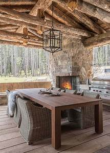 A, Rustic, Chic, Family, Hideaway, In, Big, Sky, Freedom, Lodge