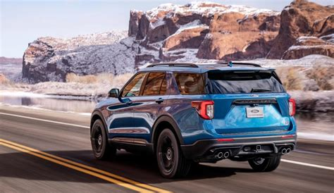 Ford Ev 2020 by 2020 Ford Explorer Ev Colors Release Date Changes