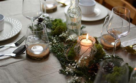 Diy Weihnachtliche Tischdeko  Pixi Mit Milch