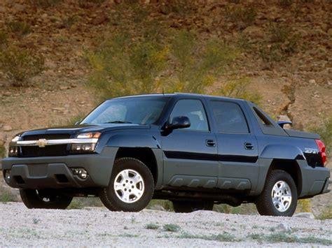 Chevrolet Avalanche Specs & Photos  2001, 2002, 2003
