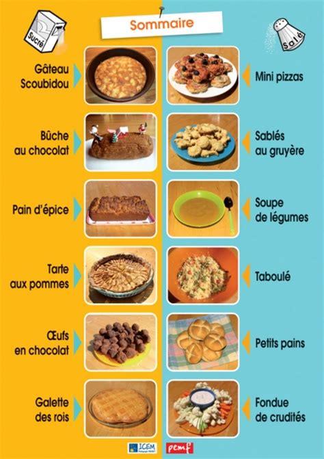 recettes de cuisine simples affiches lecture cuisine lire pour agir coop 39 icem