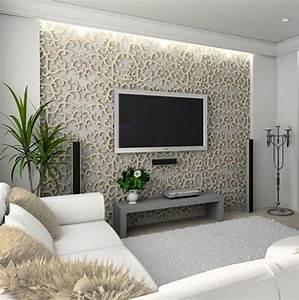 Como decorar e destacar a parede da TV