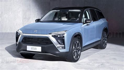 Tata Tech Developed Nio Es8 Electric Suv Launched In China