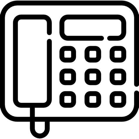 Telefono Interno Tel 233 Fono Interno Iconos Gratis De Redes