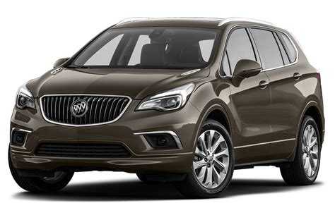 2018 Buick Envision Price Photos Reviews Features