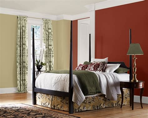 Steel Lily Design The Red Accent Wall