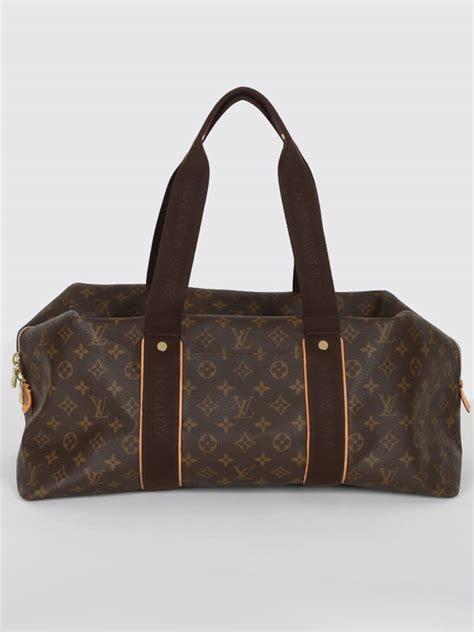 louis vuitton weekender beaubourg mm monogram canvas luxury bags