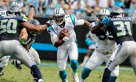 seattle seahawks  carolina panthers  stream