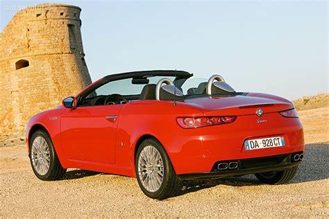 Alfa Romeo Spider Specs & Photos  2006, 2007, 2008, 2009