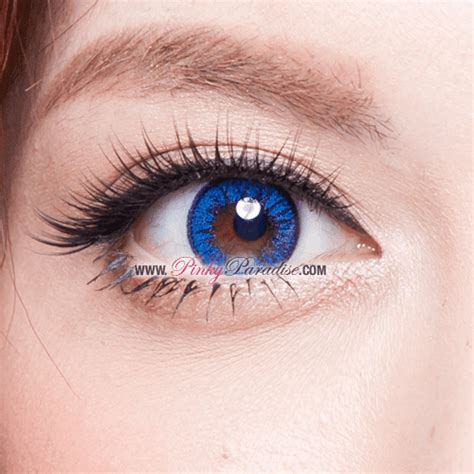 toric colored contacts eos 2 tone dazzle blue toric circle lenses colored