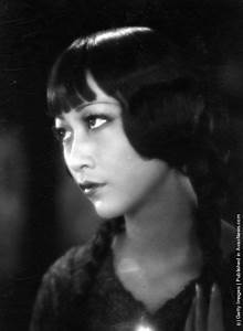 Old Portraits of Anna May Wong – The First Chinese ...