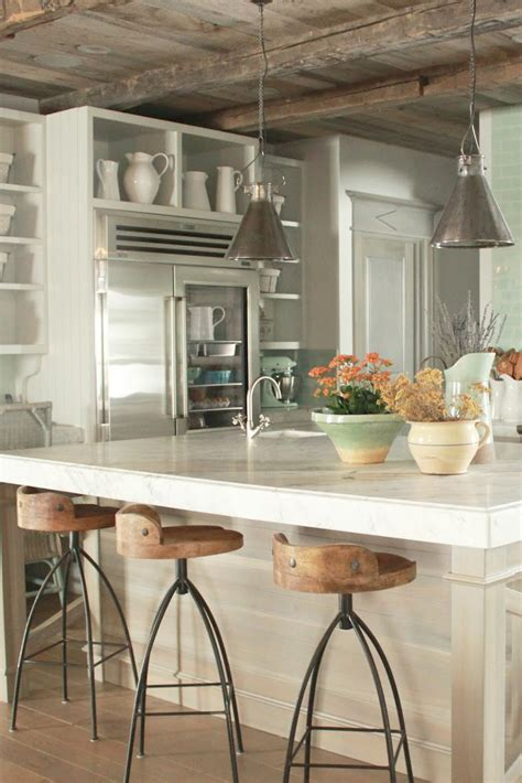 french country kitchen decorating ideas  blues
