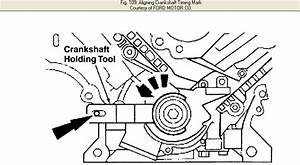 I Need The Timing Chain Marks And Diagram For A Ford Lightning 2002 5 4l Engine And The Specs