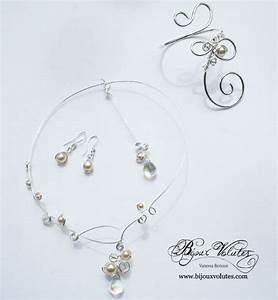 collier mariage fin avec bijou de dos et beau bracelet With tenue de mariage avec bijoux pendentif