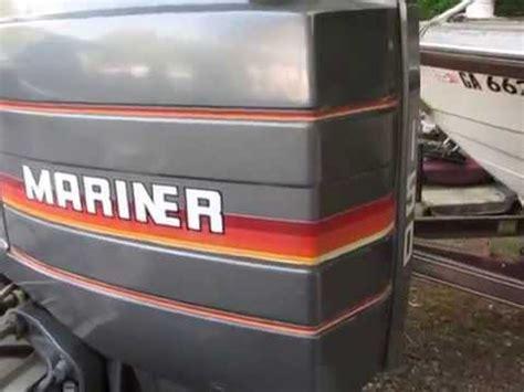 Xr2 Boat Engine by Mercury Xr2 Outboard Engine Sold To Tenn Doovi