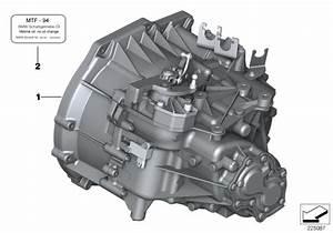 Mini R60  Countryman  Cooper S  Ece  Manual Transmission  Gs6
