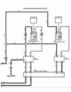 Lexus V8 1uzfe Wiring Diagrams For Lexus Ls400 1995 Model Starting Diagram