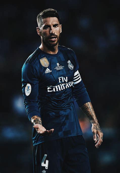 Sergio Ramos #realmadrid | Real madrid football, Real ...