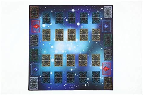 yu gi  arc  card rubber play mat standard type