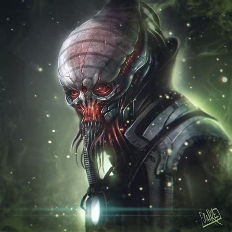 Biomech Alien Creature By Jakkev On Deviantart
