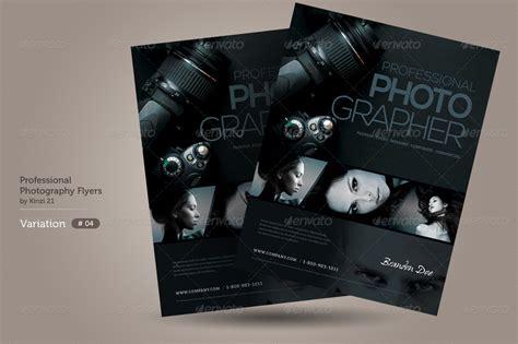 professional photography flyers  kinzi graphicriver